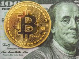 Bitcoin-dollar
